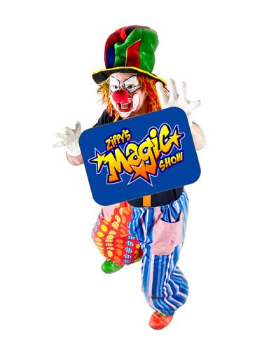 Zippy The Clown